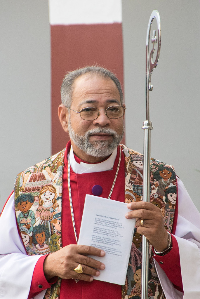 Bishop Holguín