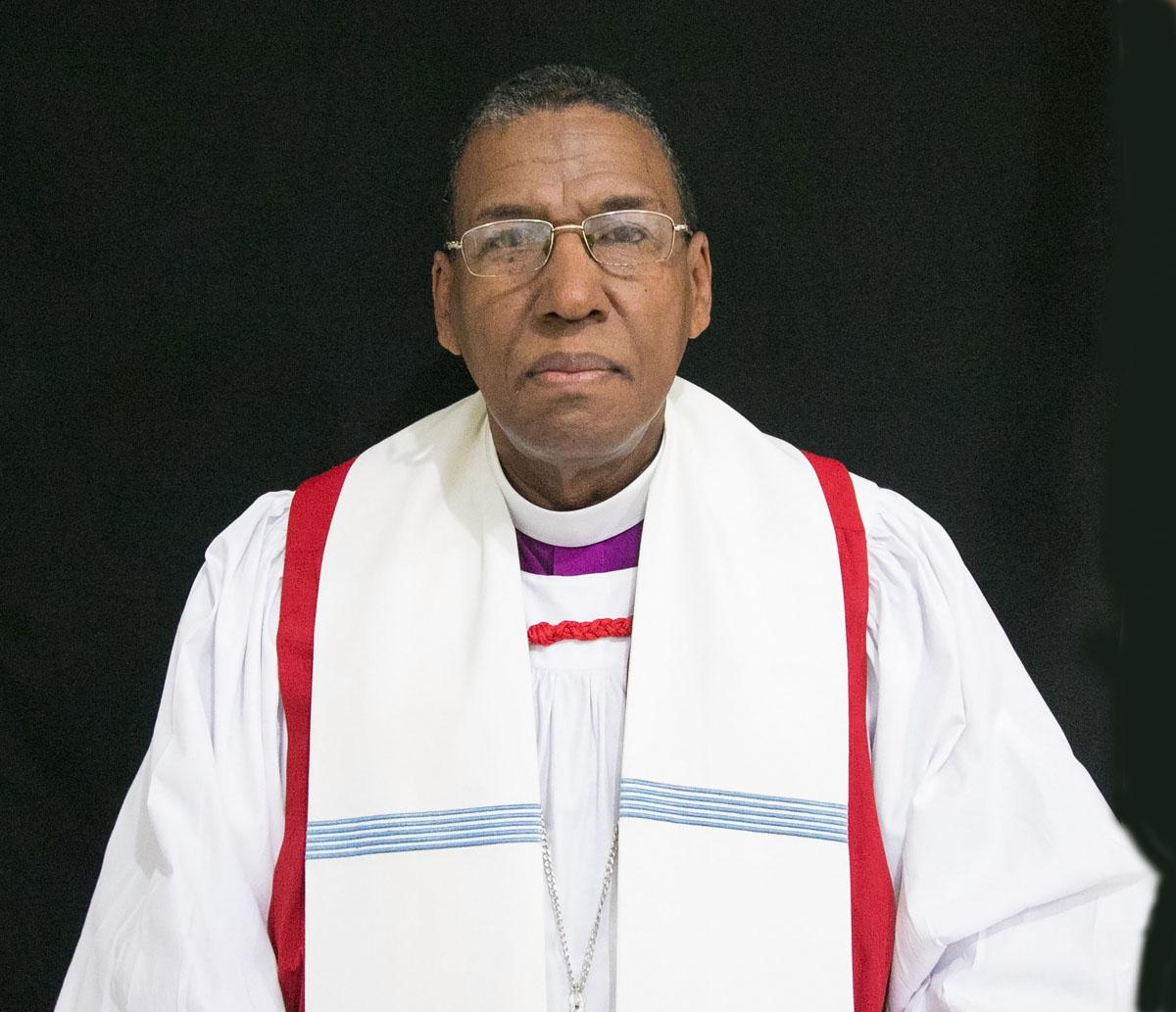 Bishop Holguín